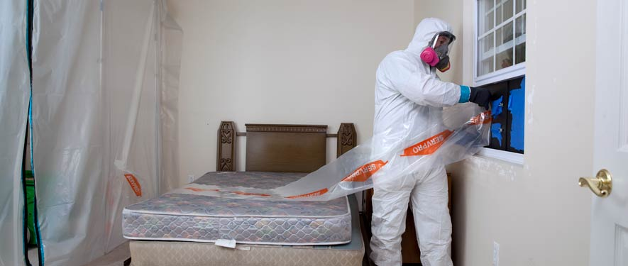 San Diego, CA biohazard cleaning